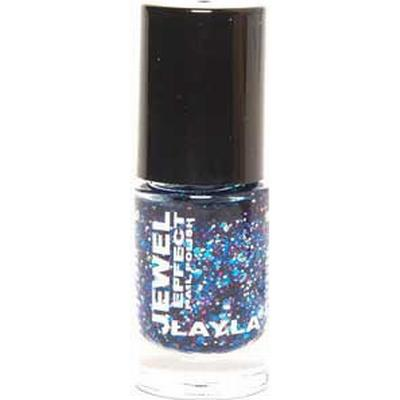 Layla Cosmetics Jewel Effect Nail Polish #06 Amethyst 10ml
