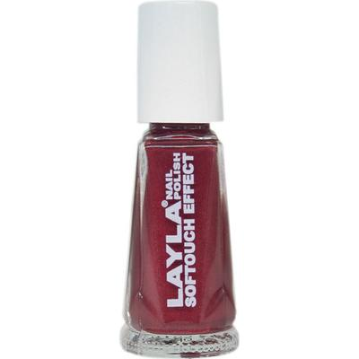 Layla Cosmetics Softouch Effect #07 Queen Bordeaux 10ml