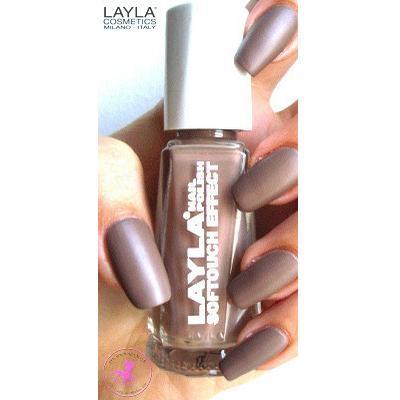 Layla Cosmetics Softouch Effect #11 Mudhattan 10ml