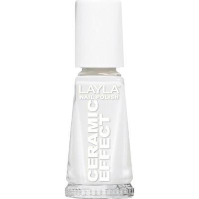 Layla Cosmetics Ceramic Effect #01 Soft White 10ml