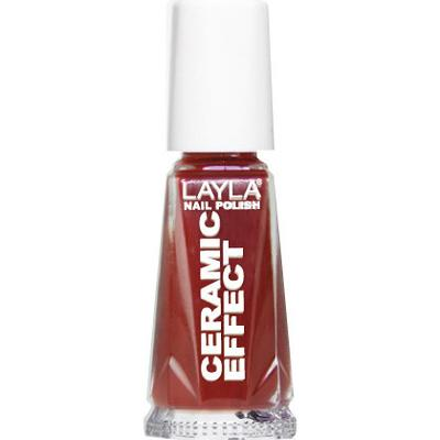 Layla Cosmetics Ceramic Effect #07 Red Passion 10ml