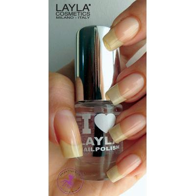 Layla Cosmetics I Love #01 Topy 5ml