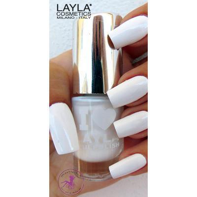 Layla Cosmetics I Love #02 Whity 5ml