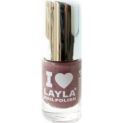 Layla Cosmetics I Love #15 Mauvy Mauve 5ml