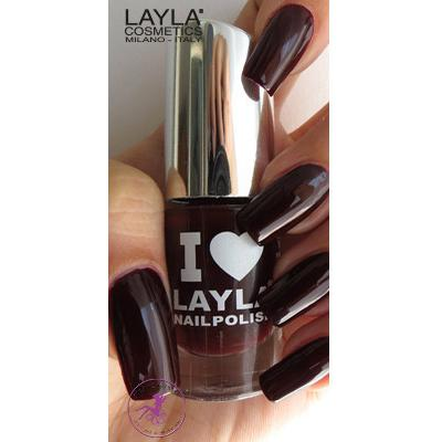 Layla Cosmetics I Love #24 Red Noir 5ml