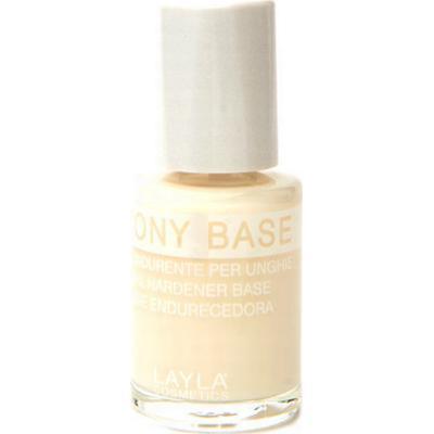 Layla Cosmetics Stony Base Nail Hardener Base 13ml