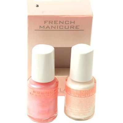 Layla Cosmetics French Manicure Kit 03 Light Pink