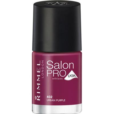 Rimmel Salon Pro Nail Polish 402 Urban Purple 12ml