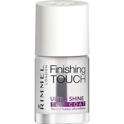 Rimmel Finishing Touch Ultra Shine Top Coat 12ml