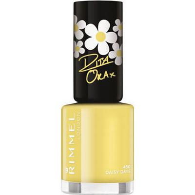 Rimmel 60 Seconds Super Shine By Rita ORA #450 Daisy Days 8ml