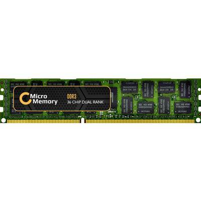 MicroMemory DDR3 1333MHZ 4GB ECC Reg for Fujitsu (MMG1314/4GB)