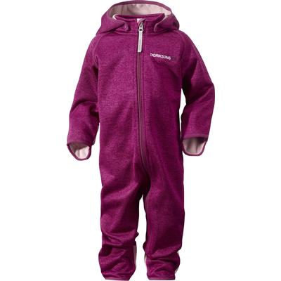 Didriksons Jiele Baby Coverall - Lilac (162501028195)