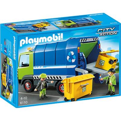 Playmobil Recycling Truck 6110