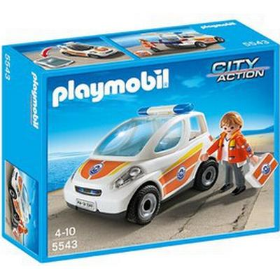 Playmobil Emergency Vehicle 5543