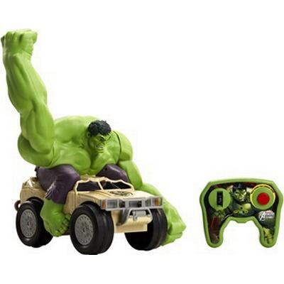 JAKKS Pacific Avengers Hulk Fjernstyret Bil