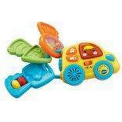 Vtech Baby My 1st Car Key Rattle