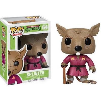 Funko Pop! TV Teenage Mutant Ninja Turtles Splinter