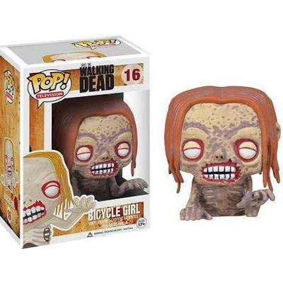 Funko Pop! TV The Walking Dead Bicycle Girl Zombie