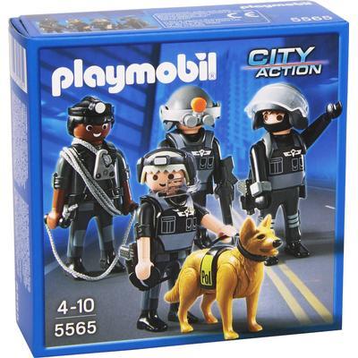 Playmobil SWAT Team 5565