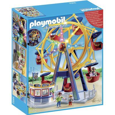 Playmobil Ferris Wheel With Lights 5552