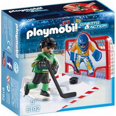 Playmobil Ice Hockey Shootout 6192