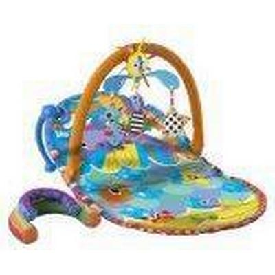 Lamaze Sit Up & See In 1 Activity Gym