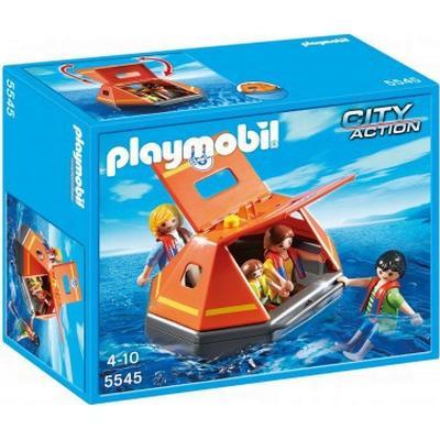 Playmobil Life Raft 5545