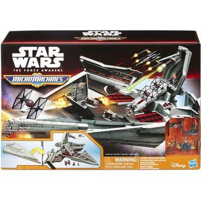 Hasbro Star Wars the Force Awakens Micro Machines B3513
