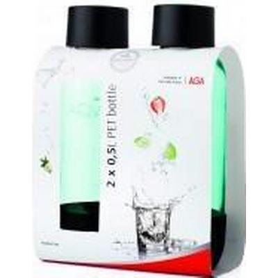 AQVIA PET Bottle 0.5L (Set of 2)