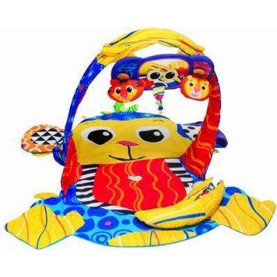 Lamaze Gym Playmat Makai The Monkey