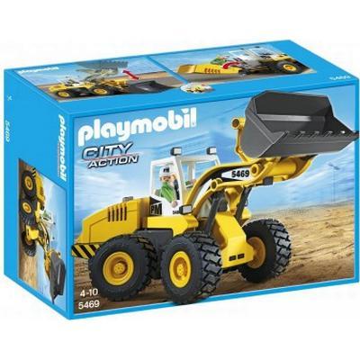 Playmobil Large Front Loader 5469