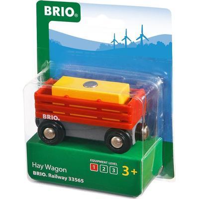Brio Hay Wagon 33565