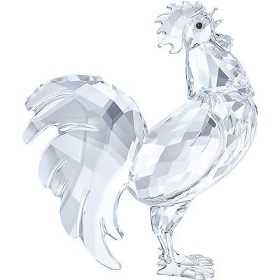 Swarovski Rooster 7.4cm Prydnadsfigur