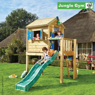 Jungle Gym Playhouse L