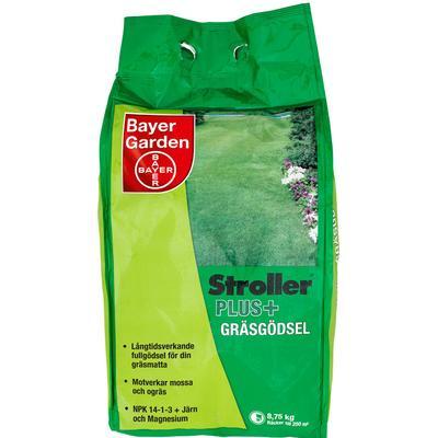Bayer Stroller Plus+ Gräsgödsel 8.75kg