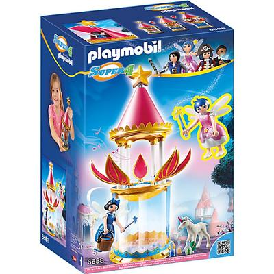 Playmobil Musical Flower Tower With Twinkle 6688