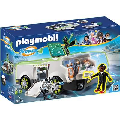 Playmobil Techno Chameleon With Gene 6692