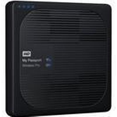 Western Digital My Passport Wireless Pro 3TB USB 3.0