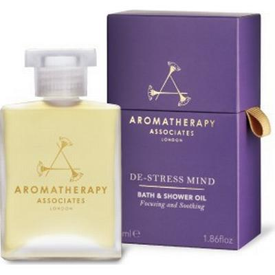 Aromatherapy Associates De-Stress Mind Bath & Shower Oil 55 ml