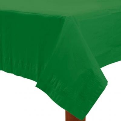Engångsservis Bordsduk Grön 6 st