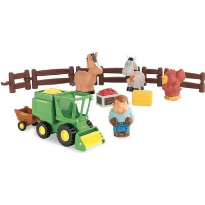 John Deere 1st Farming Fun Harvest Time Playset