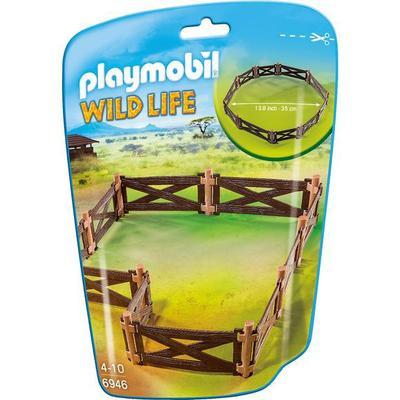 Playmobil Safari Enclosure 6946
