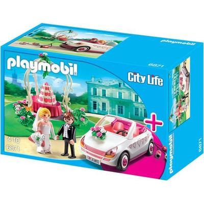 Playmobil Wedding Celebration Starterset 6871