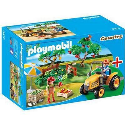 Playmobil Orchard Harvest Starterset 6870