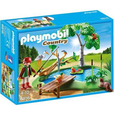 Playmobil Fishing Pond 6816