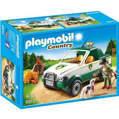 Playmobil Forest Pick Up Truck 6812