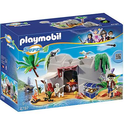 Playmobil Pirate Cave 4797
