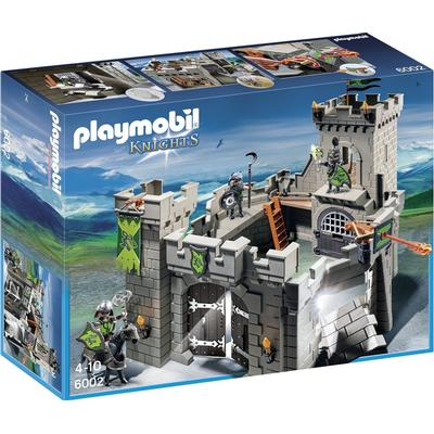 Playmobil Wolf Knights`Castle 6002
