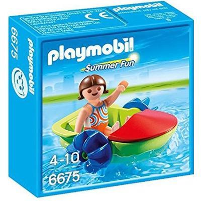 Playmobil Children's Paddle Boat 6675