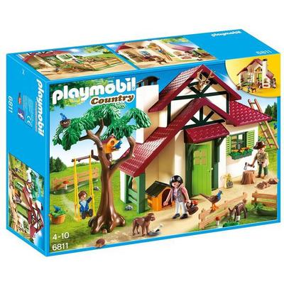 Playmobil Forest Ranger's House 6811